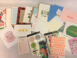 23 Piece Pennie Post / Happy Mail Stationary Lot