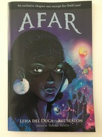 """Afar"" comic book (exclusive chapter) by Leila Del Duca & Kit Seaton"