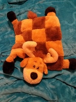 Outward Hound? Squeaker Mat Plush Toy