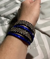 kidpik double wrap bracelet