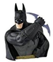 Arkham Asylum Batman Bust Bank