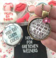 Regina George Mean Girls Necklace