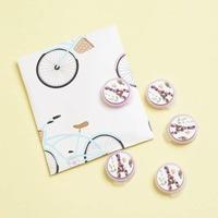 Boho Chic Cosmetics Macarons Lip & Cheek Tint Collection