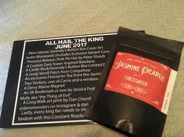 The Jasmine Pearl Tea Co Firestarter tea