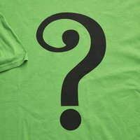 """Riddle Me This"" Riddler T-shirt"