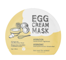 Too Cool For School Egg Cream Hydration Mask