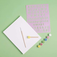 Amy Tangerine Art Kit