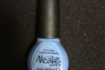 Nicole by OPI (nothing kim-pares to blue)