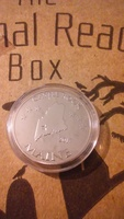 Castle Rock/Gwendy's Button Box Limited Edition Coin