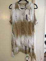 Hem and Thread tie-dye tunic
