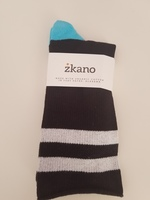 Zkano Organic Cotton Socks: Made in Alabama
