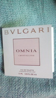 Bulgaria (Bvlgari) Omnia Crystalline Eau De Toilette