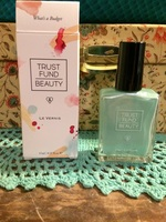 Trust Fund Beauty nail polish in what's a budget?