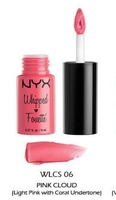NYX Whipped Fouetté - Pink Cloud
