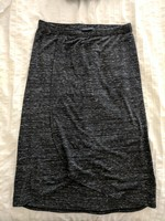 Hailey 23 charcoal skirt ~ size small