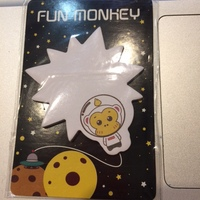 Fun Monkey Stickies