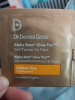 Dr Dennis Gross Alpha Beta Glow Pad