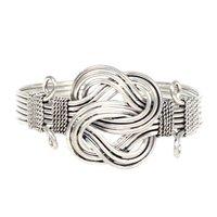 Buddha Knot Cuff