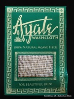 Ayate Fiber Exfoliation Cloth