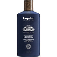 Esquire Grooming 3 in 1 Shampoo Conditioner and Body Wash