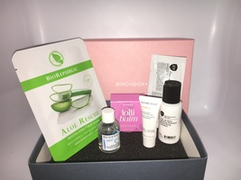 BIRCHBOX JUNE 2017 FULL BOX - SPOTLIGHT ON HYDRATION