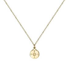 The Brave Collection Compass Necklace