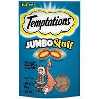 Temptations Jumbo Stuff Savory Salmon Treats