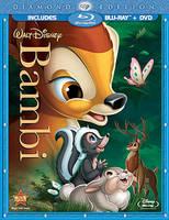 Bambi Diamond Edition Blu-ray