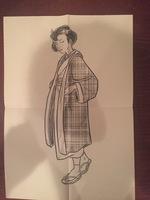 Vintage Japan Art Print