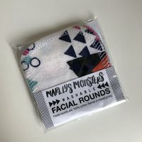 Marleys Monsters washable facial rounds