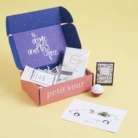 June 2017 Petit Vour Box