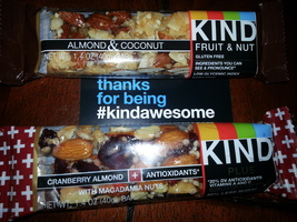 Kind Plus Bars