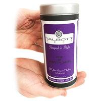 Talbotts Teas Field of Purple Flowers 15 Pyramid Sachets