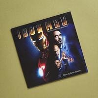 Exclusive Iron Man Vinyl Record