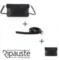 Ripauste by Paul Stephan - 3 pc set - Black