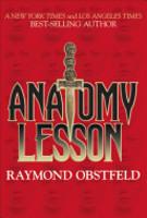 Anatomy Lesson by Raymond Obstfeld