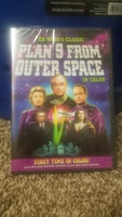 Plan 9 from outerspace dvd
