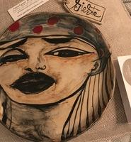 AnneLaure Humblot stoneware plate