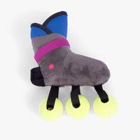 Way Rad Rollerblades dog toy