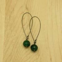 Dana Herbert Jade Earrings