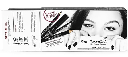 The BrowGal Complete Travel Set