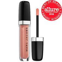 Marc Jacobs Beauty's Enamored Hi Shine Lip Lacquer in Sugar Sugar (champagne-gold shimmer)