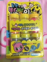 Kawaii glitter 6 pack