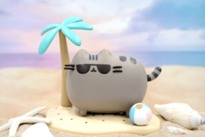 Pusheen Summer 2017 Vinyl Figure