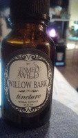 TAMED WILD WILLOW BARK TINCTURE