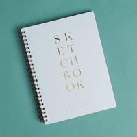 Smitten on Paper Sketchbook