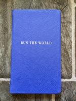 """Run the World"" Blank Notebook"
