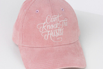 """""""Can't Knock the Hustle"""" Corduroy Hat by Understated Leather"""