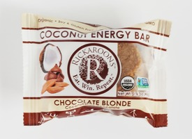 Coconut Energy Bar - Chocolate Blonde