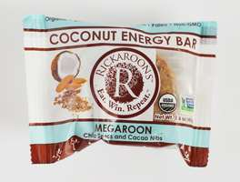 Coconut Energy Bar - Megaroon